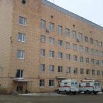 замена окон в больнице