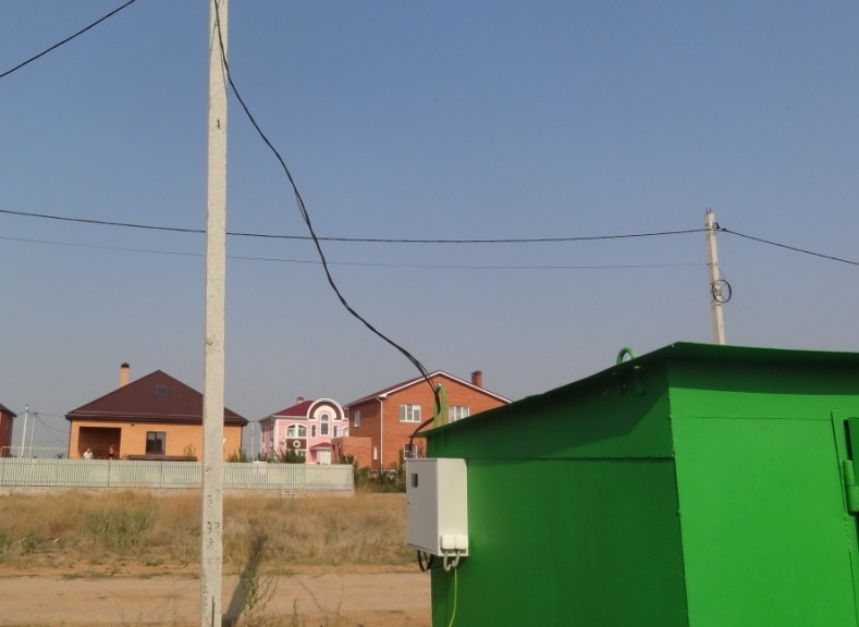 подключение электричества на земельном участке